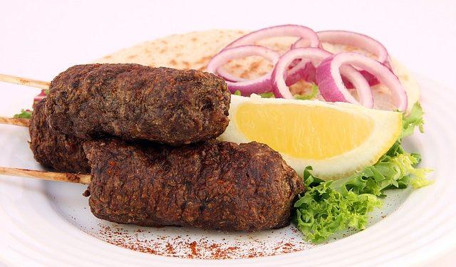 kebab fotografia