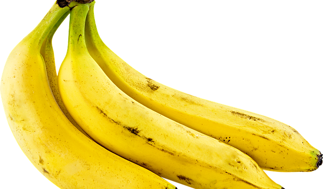 kiść bananów fotografia