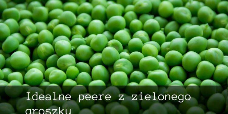 peere z zielonego groszku